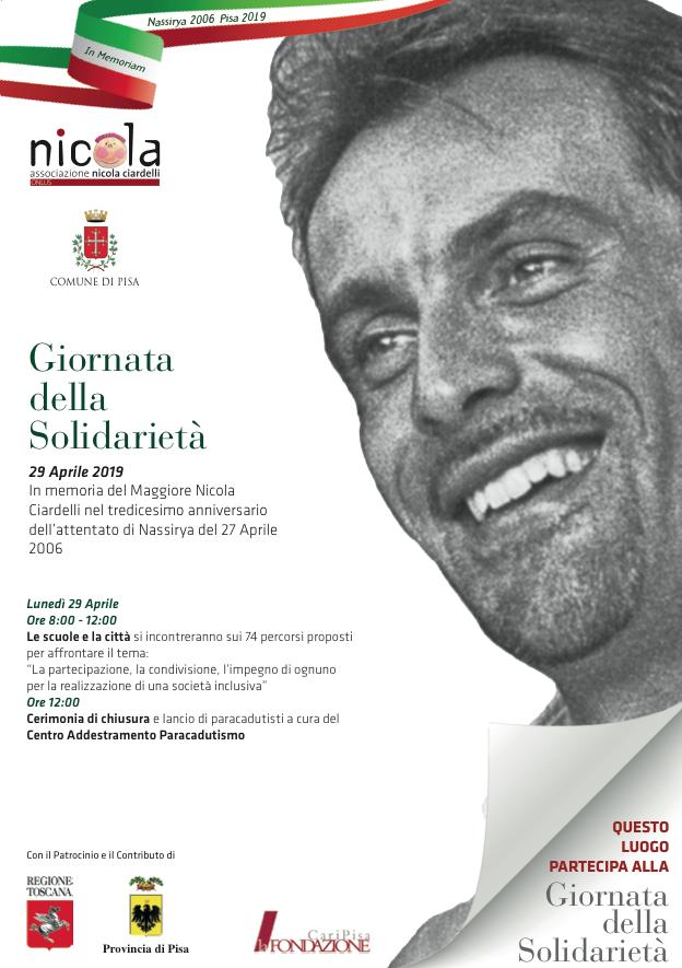 Resultado de imagem para pictures of Giornata della Solidarietà – Ass. NICOLA CIARDELLI ONLUS 2019